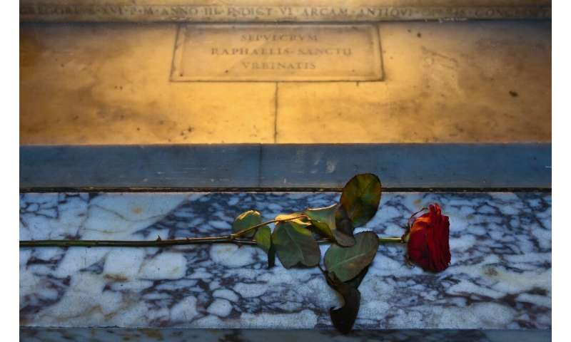 A red rose graces his grave all year round