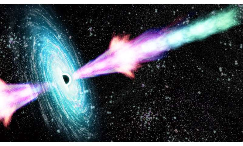 Are gamma-ray bursts powered by a star's collapsing magnetic fields?