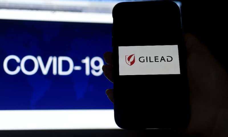 A report detailing promise in Gilead Sciences' antiviral drug remdesivir in treating COVID-19 patients boosted not only the comp