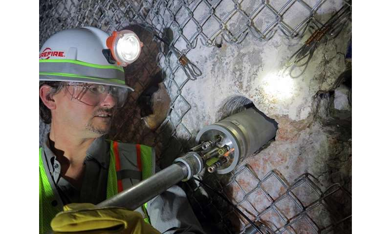 Are salt deposits a solution for nuclear waste disposal?
