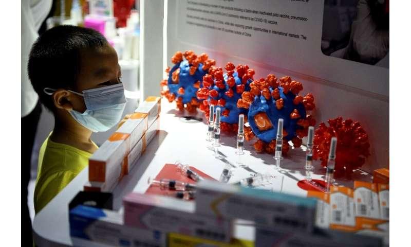 WTO wrangle on COVID vaccines IP idea