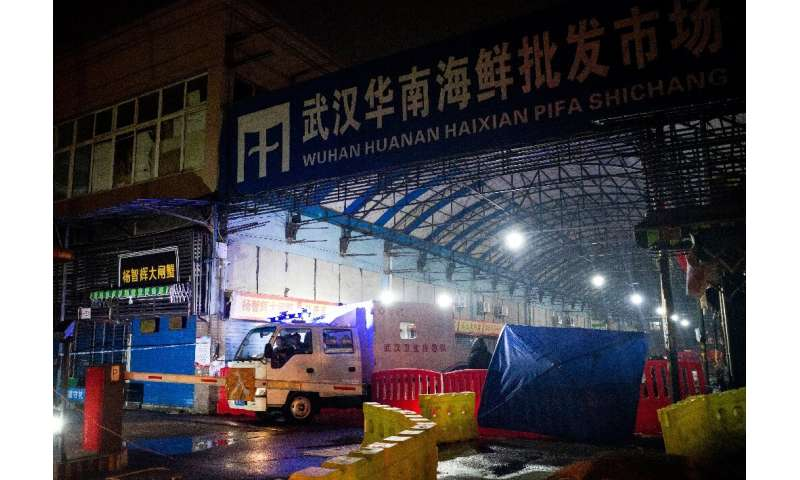 A seafood market in Wuhan has been identified as the centre of the outbreak