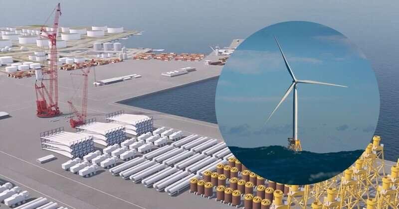 Assembling offshore wind turbines