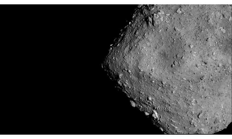 Asteroid Ryugu likely link in planetary formation