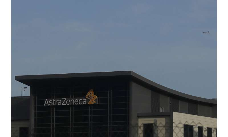 AstraZeneca secures orders for virus vaccine under testing