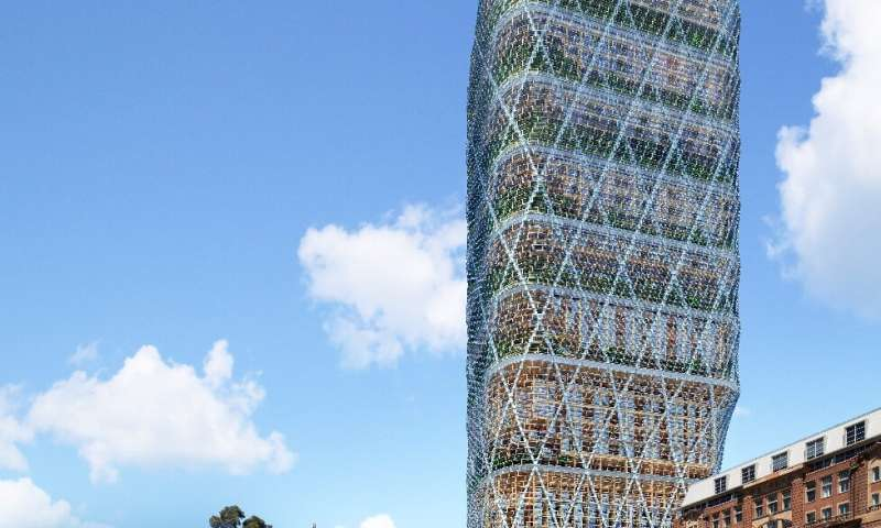 Atlassian, founded in 2001 by Mike Cannon-Brookes and Scott Farquhar, says the tower will house 4,000 staff