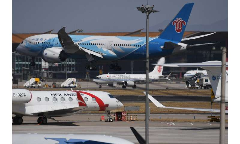 At least eight Chinese carriers have so far launched deals