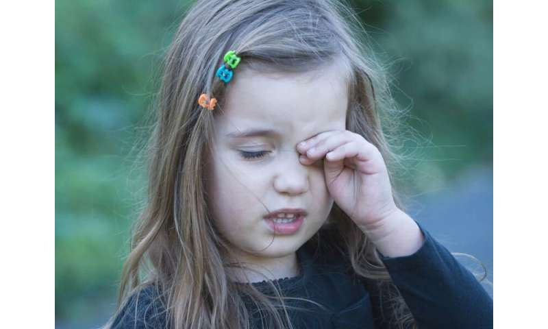 Autism triggers nonverbal manifestation of GI symptoms in children