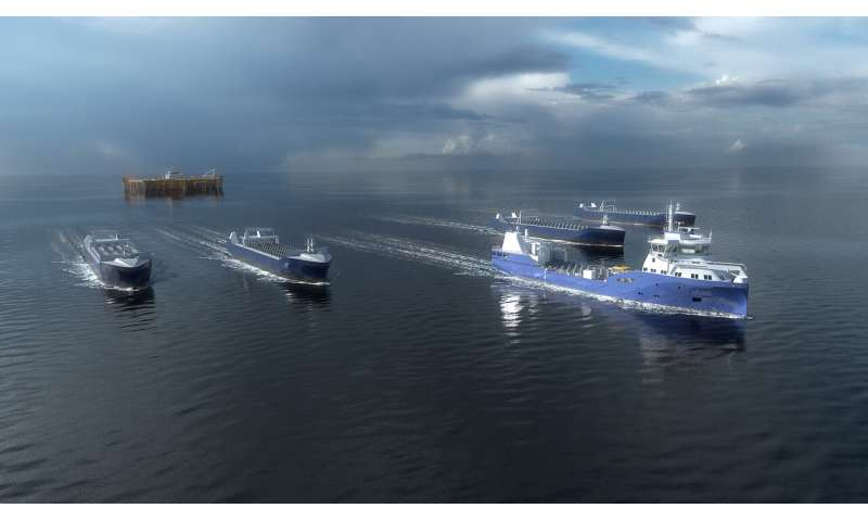 Automated shipping coming to Europe's waters