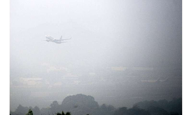 Aviation may account for only a small percentage of greenhouse gas emissions but the forecast growth of the industry means it wi