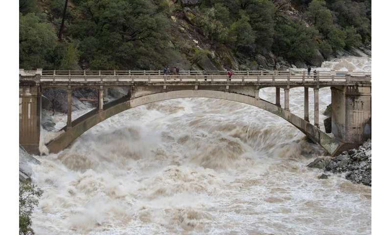 A warming California sets the stage for future floods