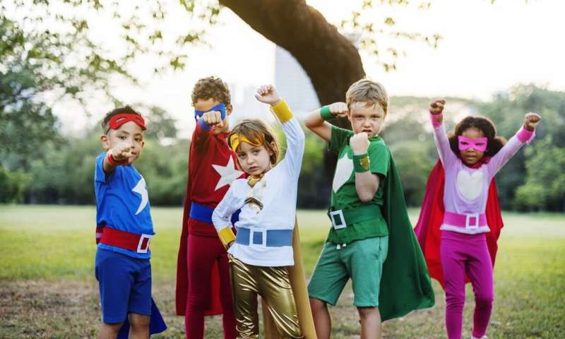A world of heroes and villains: why we should challenge children's simplistic moral beliefs