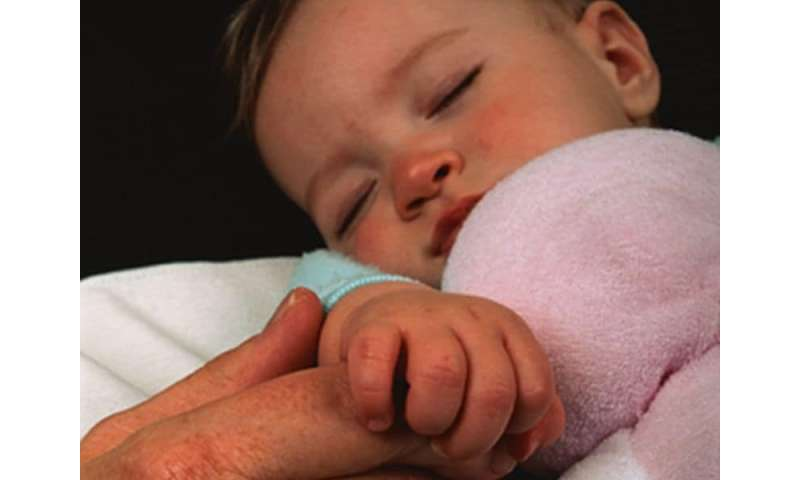 Babies are spared severe COVID-19 symptoms