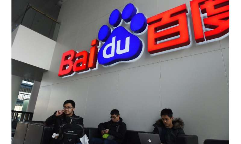 Baidu has traditionally relied on advertising to build revenue but it is now trying to reposition itself as a leader in advanced
