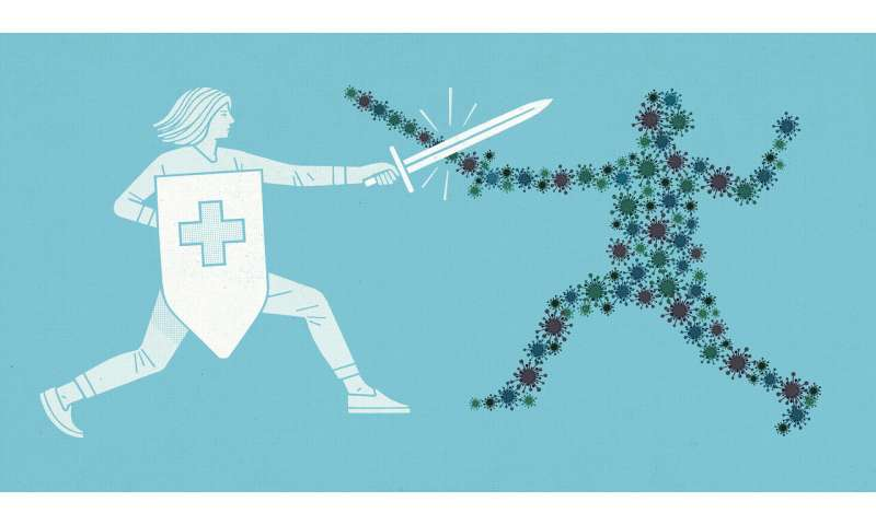 Balancing flu risks and deaths while everyone's talking about coronavirus