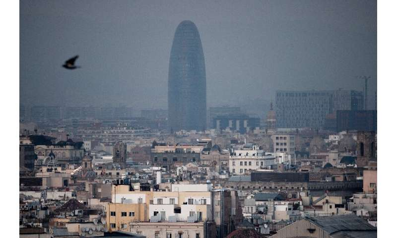 Barcelona has banned older more polluting cars and is mulling the idea of a congestion charge as well