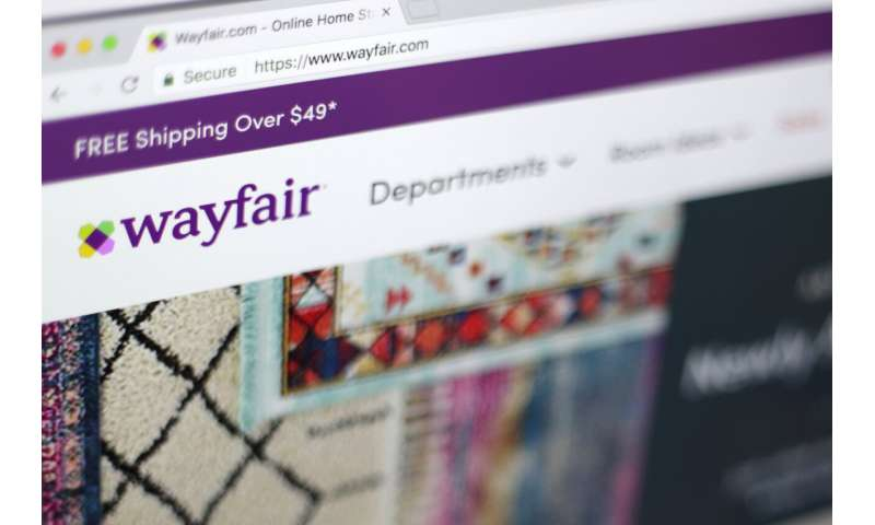 Baseless Wayfair child-trafficking theory spreads online