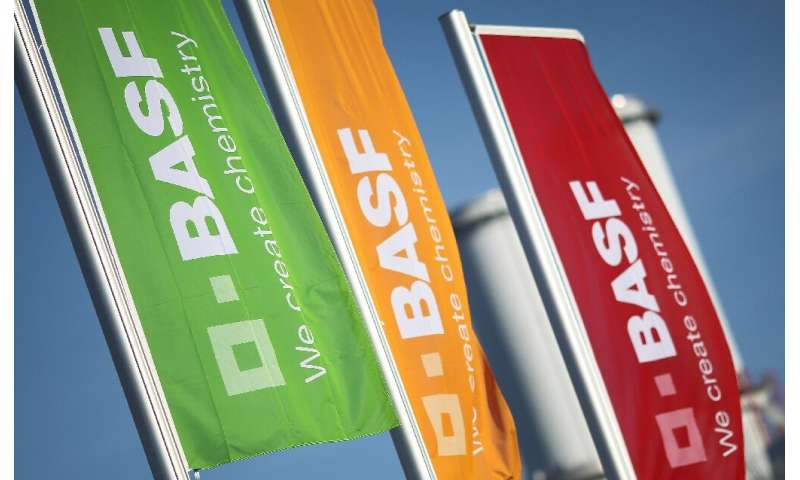BASF is using 'local contacts' to get hold of medical equipment