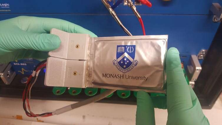 Batteries made with sulfur could be cheaper, greener and hold more energy