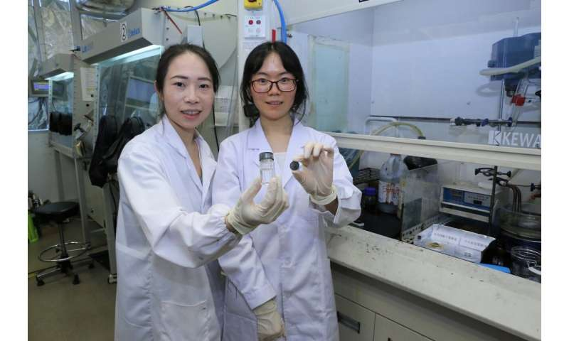 Battery electrolyte made with skin cream ingredients enables stable and non-flammable aqueous li-ion batteries