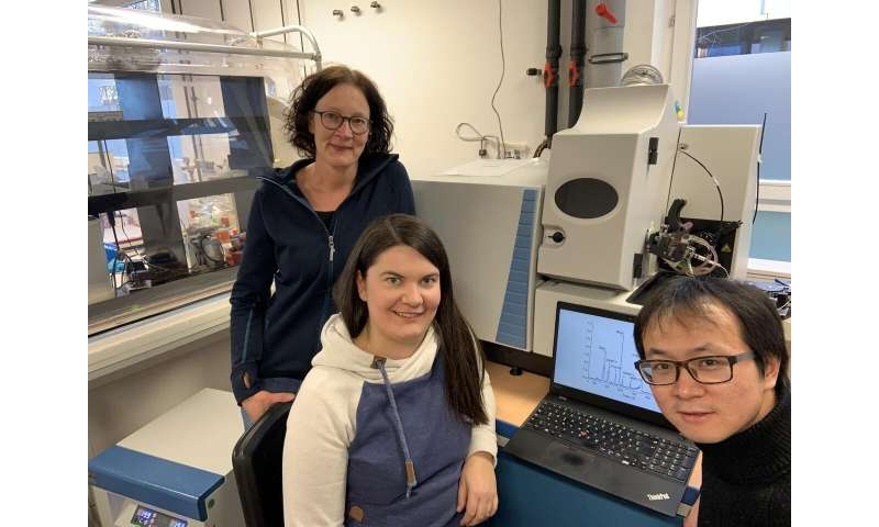 Bayreuth researchers discover new arsenic compounds in rice fields