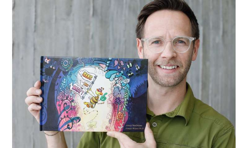 Bees are the Best: USU Conservation Biologist Releases Children's Book
