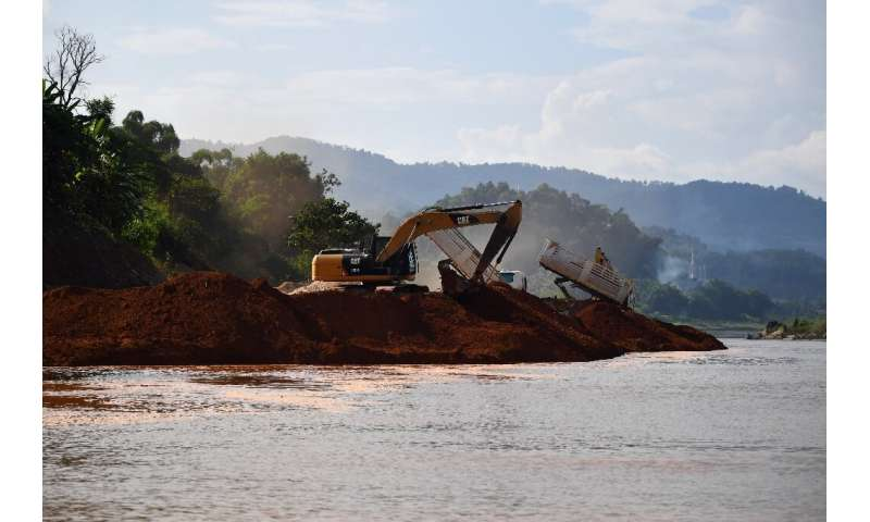 Beijing has long wanted to blast 97 kilometres (60 miles) of rocks and dredge the riverbed in northern Thailand to open up a pas