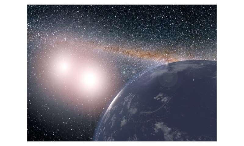 Sous la surface des mondes aquatiques de notre galaxie