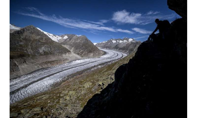 Between 1994 and 2017, the world's glaciers, especially in high-mountain regions, shed about 6.5 trillion tonnes in mass