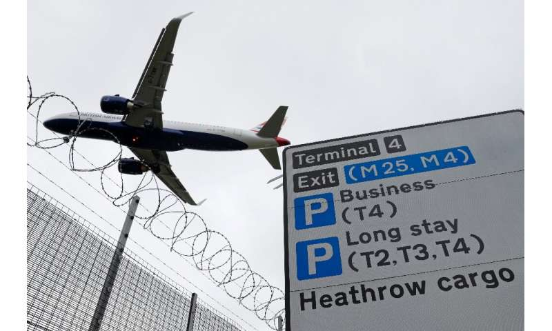 Big worries in Heathrow