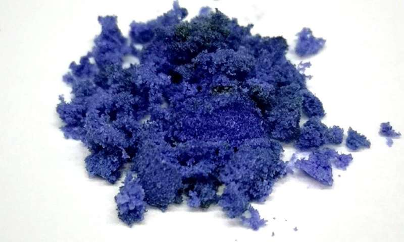 Blue dye from red beets – chemists devise a new pigment option