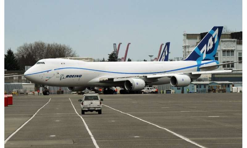 Boeing to end production of revolutionary 747—a cargo version seen here at a Boeing facility in Washington state in March 2011