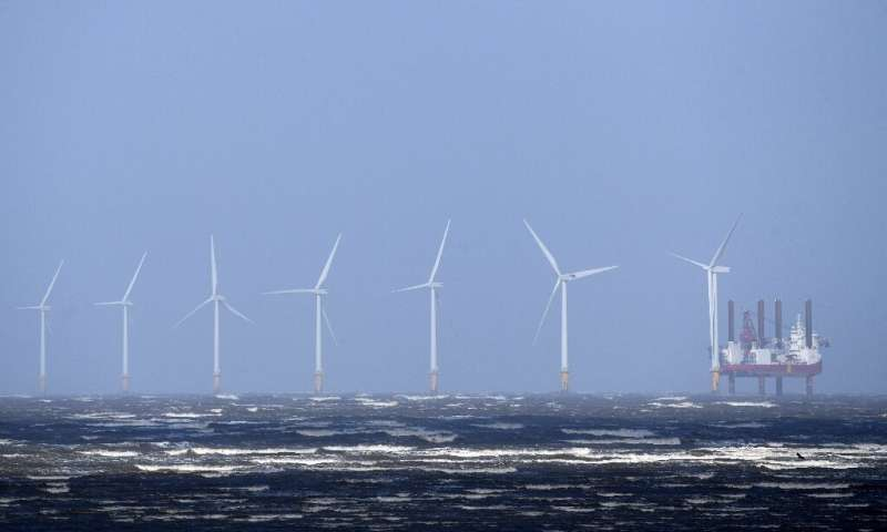 BP, which seeks to makes its operations greener, is moving into offshore wind energy via a partnership with Norwegian group Equi
