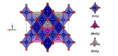 Brazilian and Indian scientists produce crystal with many potential applications