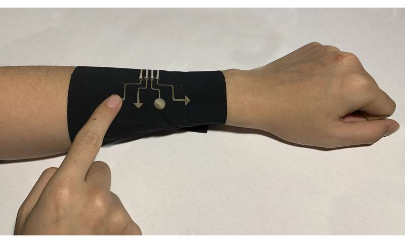 'Breathable' Electronics Pave the Way for More Functional Wearable Tech