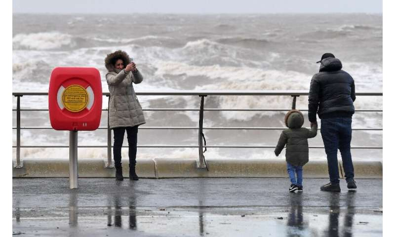 Britain is on alert for more severe weather and 170 flood warnings remain in place