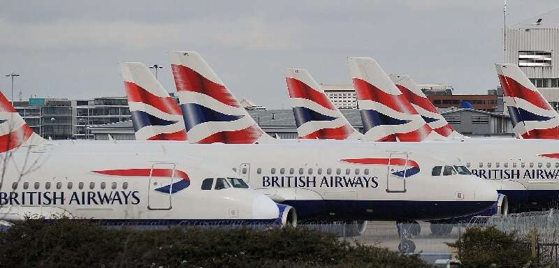 British Airways was the first major airline to announce a suspension of flights to and from China, citing the travel advice of B