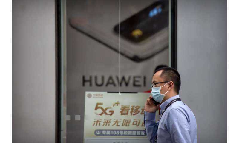 BT CEO warns of long road to excise Huawei from UK network