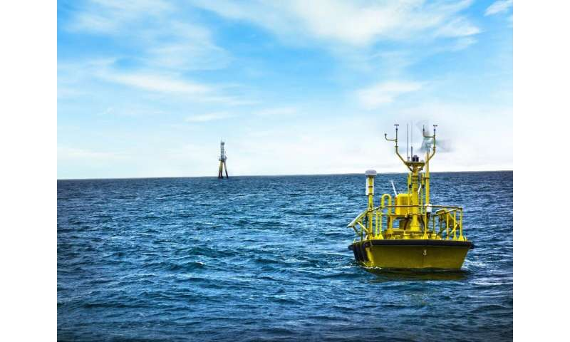 Buoy oh buoy! Floating instruments receive major upgrade