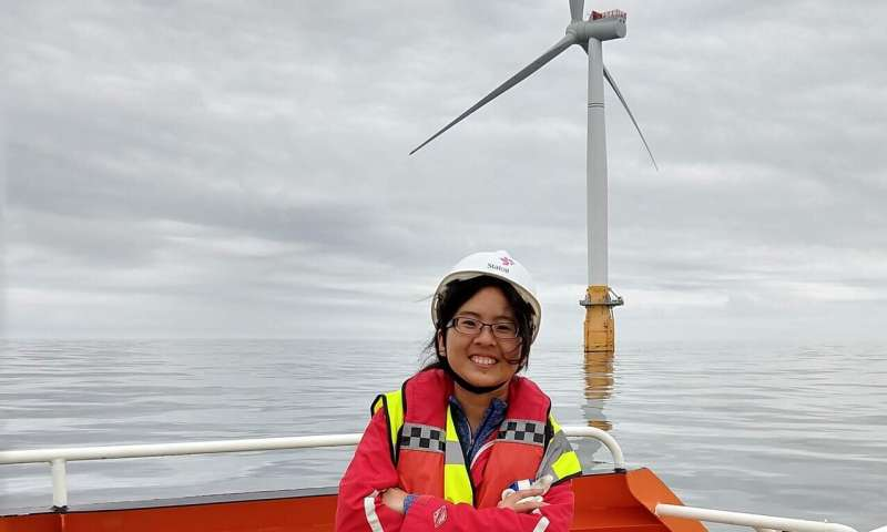 California offshore winds show promise as power source