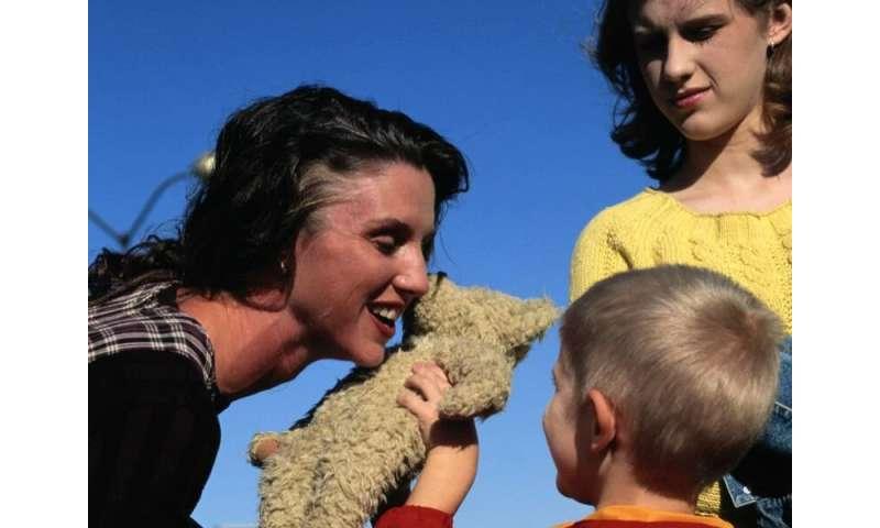 Calm parenting will help children through coronavirus pandemic