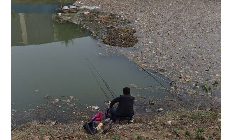 Cancer rates in some areas of the Yangtze basin rose 196 percent from 1973 to 2004—nine times the national average—according to