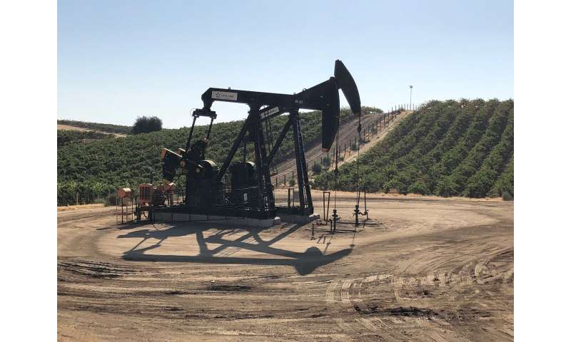 Can oilfield water safely be reused for irrigation in California?