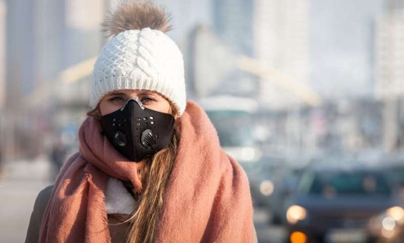 Can pollution face masks really protect us from exposure to toxic particles?