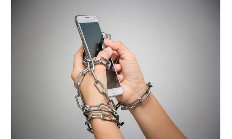 Can't be away from your phone? Study finds link to higher levels of obsession-compulsion