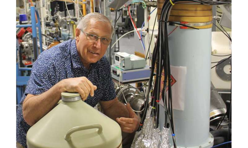 Carbon creation finding set to rock astrophysics