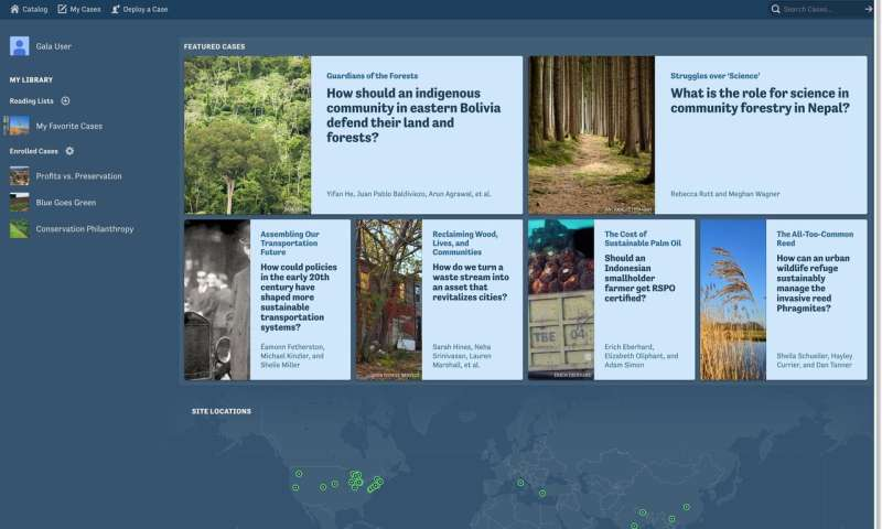 Case studies provide in-depth lessons about sustainability