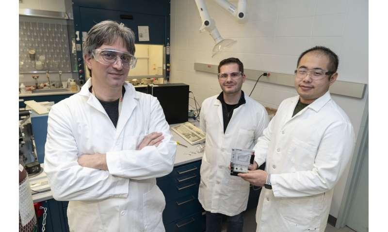 Cathode 'defects' improve battery performance