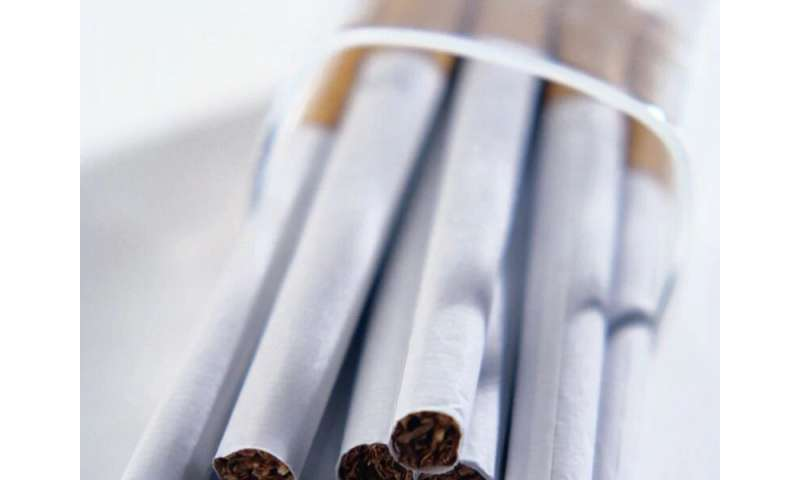 CDC: former smokers have higher levels of fair, poor health