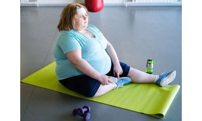 CDC: prevalence of obesity 42.4 percent in 2017 to 2018